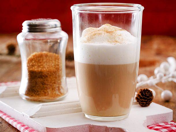 Chai with caramel liqueur