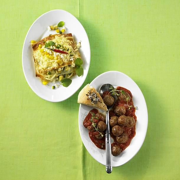 Turkish zucchini casserole