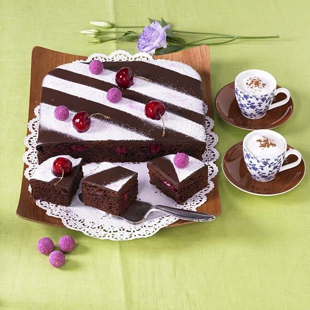 Kirschsacher cake