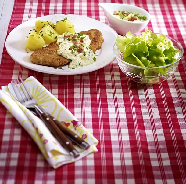 Hessian Schmandschnitzel